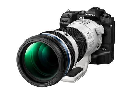 Olympus M Zuiko Digital Ed 150 400mm F45 Tc125x Is Pro