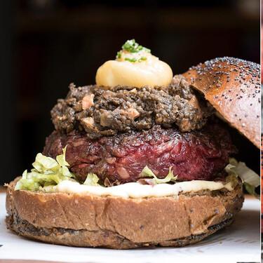 La mejor hamburguesa gourmet de España es de una chef de Madrid: adaptando el clásico Wellington con carne madurada y foie