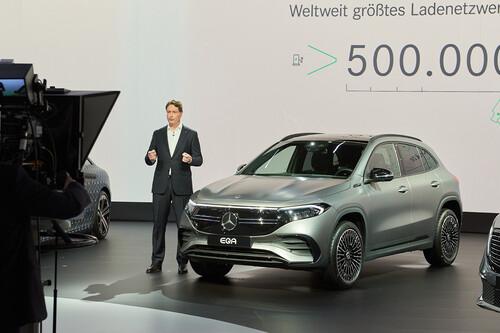 Por qué el Mercedes-Benz EQA es el SUV eléctrico con el que la marca quiere consolidarse en el mercado de los coches cero emisiones