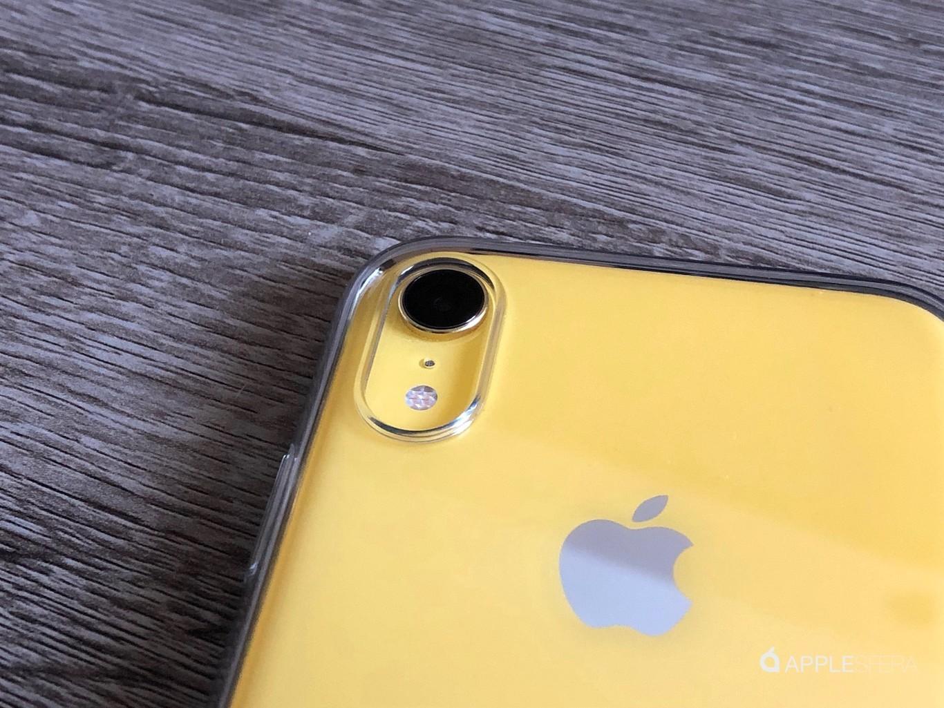 Funda Iphone La Funda Transparente De Apple Aguanta Muy Bien El Paso Del Tiempo