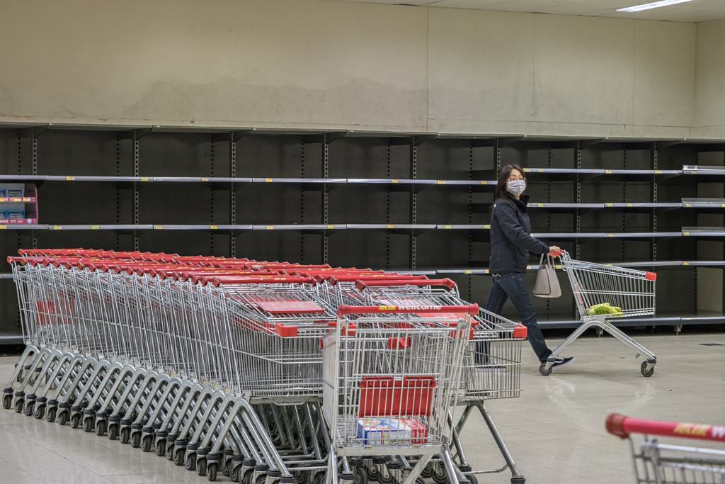 La cuarentena sobre el coronavirus de Wuhan, el cisne negro que va a impactar en la economía mundial