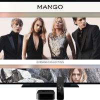 Mango lanza su propia aplicación en exclusiva para Apple Tv