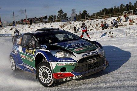 Rally de Suecia 2012: Jari-Matti Latvala se lleva su segunda victoria sobre nieve