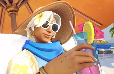 Los juegos de verano regresan a Overwatch con el evento de temporada 2020 y un remix muy especial del modo Lúciobol