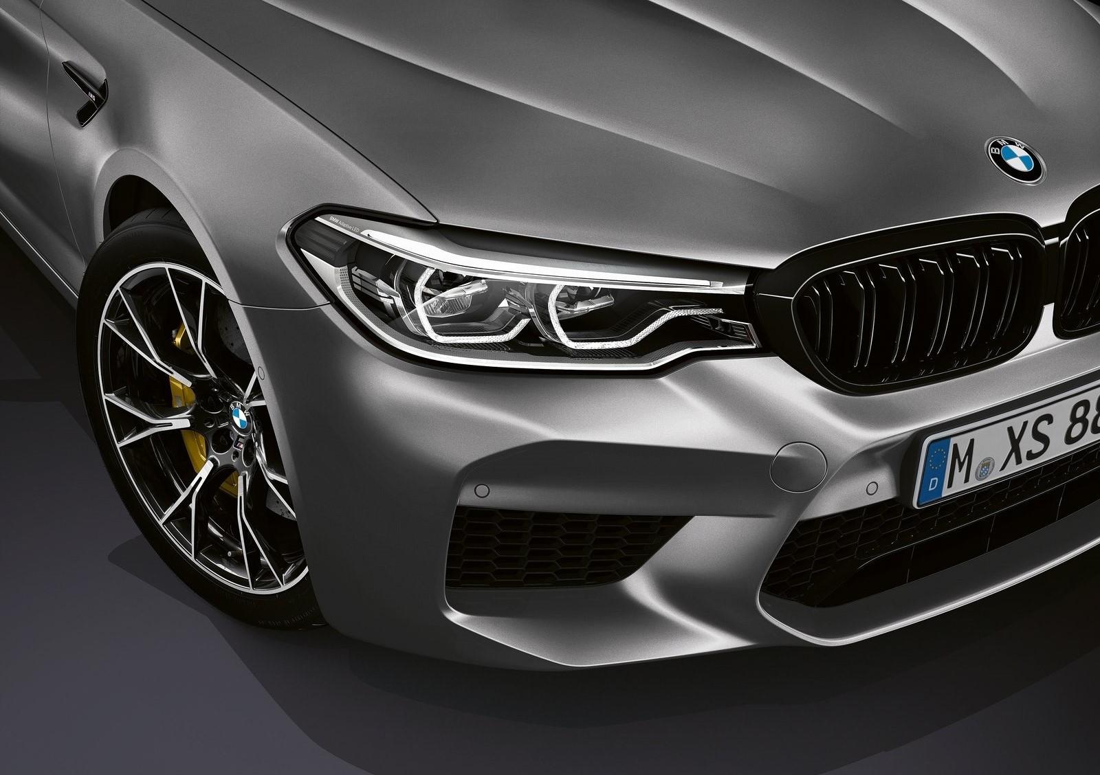 Foto de BMW M5 Competition (2/11)