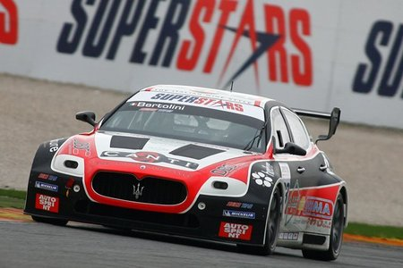 Maserati y Mercedes dominan en las Superstar Series