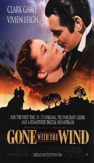 'Lo que el viento se llevó', la película de más éxito