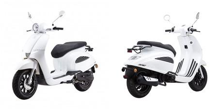 ¿Un scooter por menos de 2.000 euros? Sí, se llama Daelim Besbi 125, y además de asequible es retro