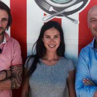 'Cocineros al volante', pasión por el food truck