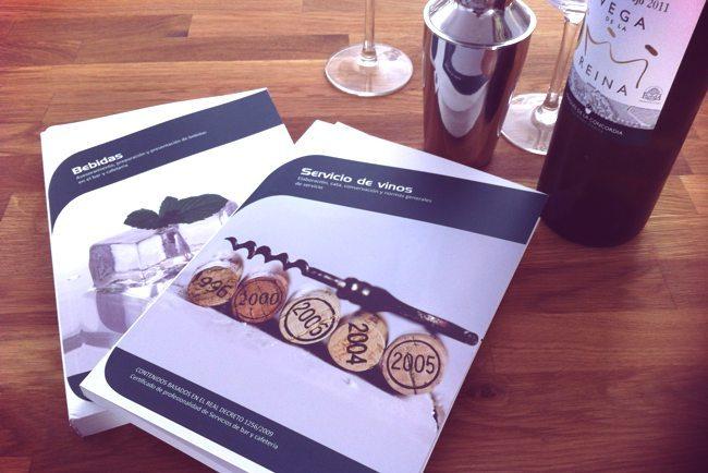 Libro servicio de vinos y bebidas - 1