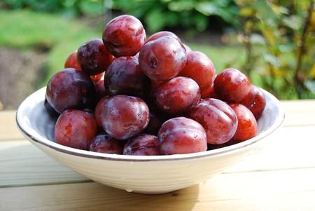 Frutas Temporada Puedes Disfrutar Septiembre Saludable Ciruela