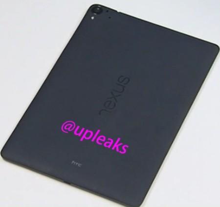 La Nexus 9 se filtra en su primer imagen