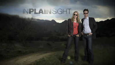 AXN estrena 'Al descubierto' ('In plain sight')