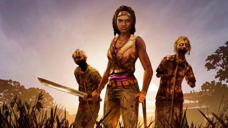 El primer gameplay de The Walking Dead: Michonne está lleno de acción, zombis y mucha sangre