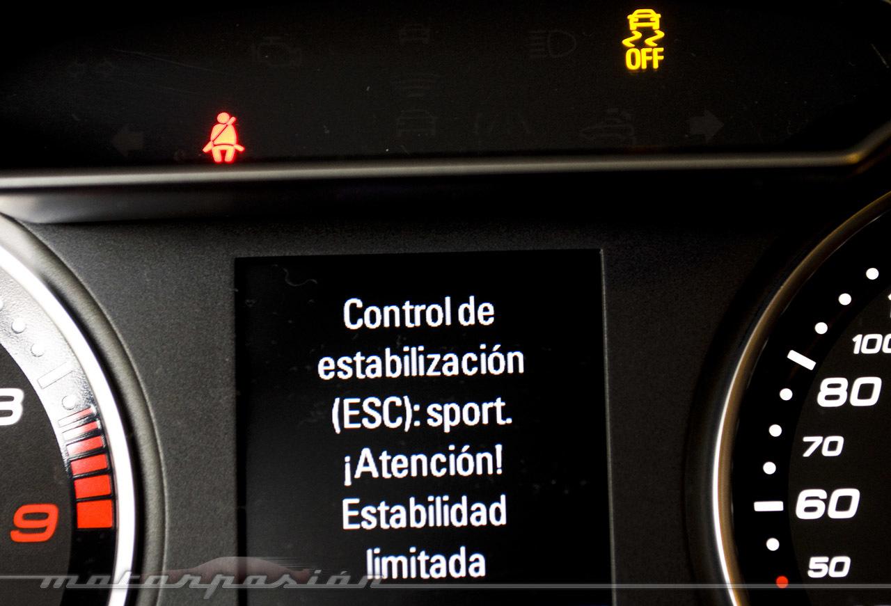 Foto de Audi RS4 Avant (prueba) (53/56)