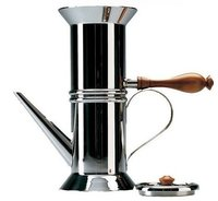 Cafetera Alessi 90018 Neapolitan para disfrutar de un café de diseño