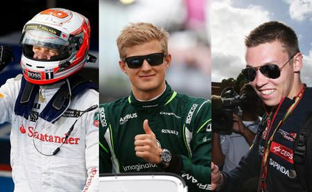 El pilotaje en la Fórmula 1 actual: los novatos de 2014