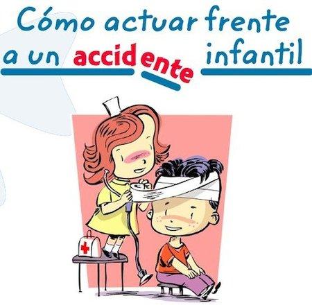 Proteger, avisar y socorrer: cómo actuar ante un accidente infantil