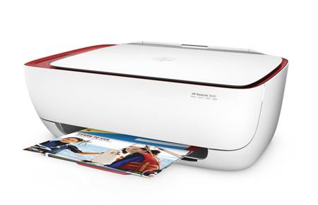 Vuelta al cole: impresora multifunción HP DeskJet 3635 WiFi por 39 euros y envío gratis