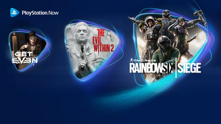 Rainbow Six Siege, The Evil Within 2 y Get Even son los juegos que llegan a PlayStation Now en mayo