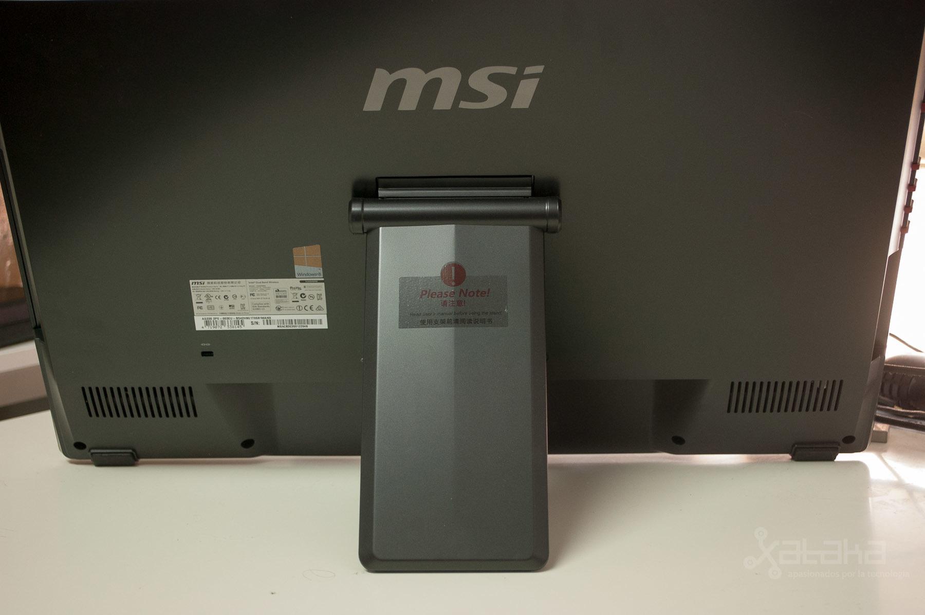 Foto de MSI AG220, análisis (8/14)