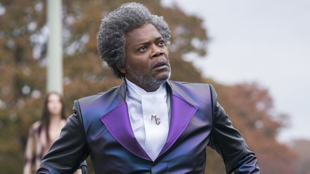 Glass Movie 2019 Samuel L Jackson T334