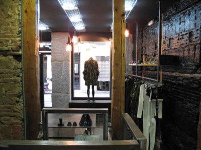 Carlos Díez abre tienda en Madrid