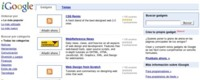 Gadget Maker, la novedad de iGoogle en español