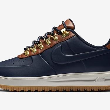 Por la senda del estilo: nuevas zapatillas Nike Lunar Force 1 Duckboot '17