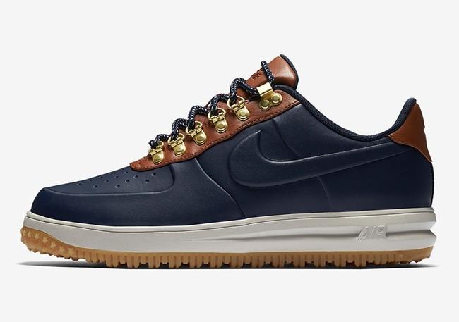 Nike Lunarforce Low