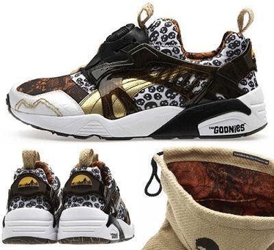 Zapatillas Puma Disc Blaze de Los Goonies