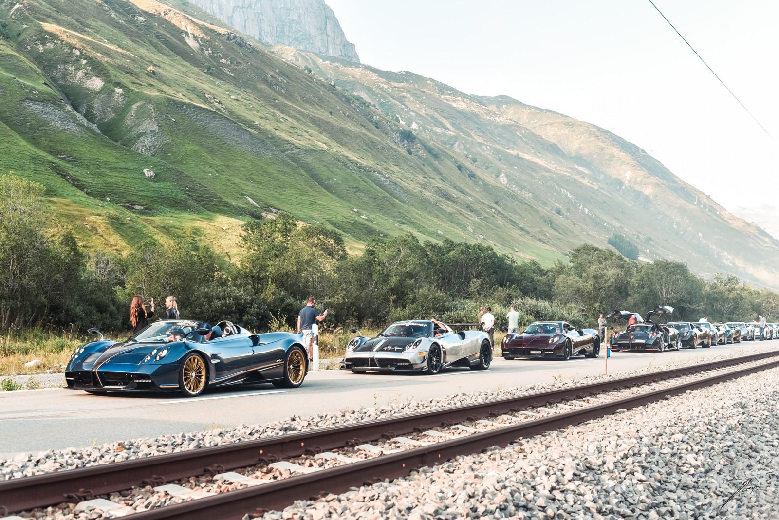 Supercar Owners Circle 2019
