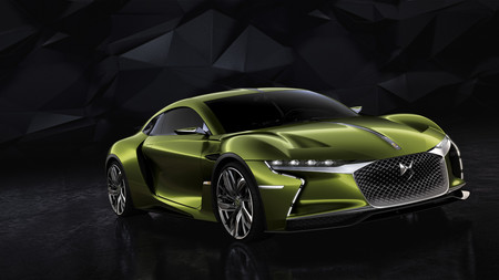 Ds E Tense Coupe