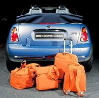 Manual de cómo organizar el maletero a la hora de hacer un viaje