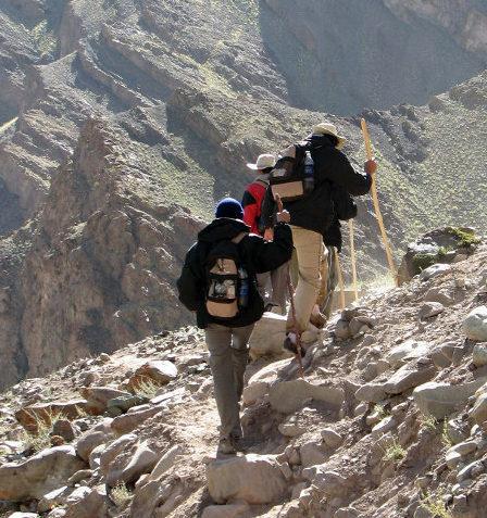 ¿Qué comer en expediciones de montaña?