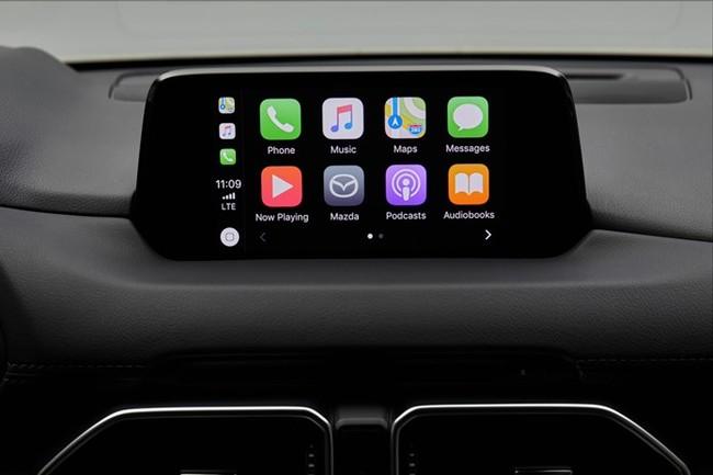 Mazda se sube al carro y ya ofrece integración de Apple CarPlay y Android Auto en sus coches