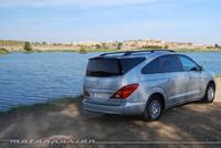 SsangYong Rodius 270Xdi AWD automático, prueba (parte 2)