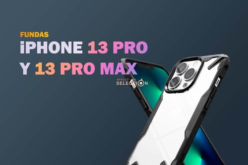 Fundas para iPhone 13 Pro y 13 Pro Max: 14 opciones para proteger los primeros smartphones de Apple con pantalla ProMotion 120 Hz