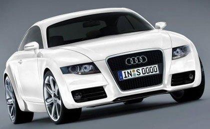 Audi A5 Coupé, nueva recreación