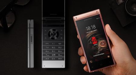 El nuevo gama alta de Samsung es un flip phone con dos pantallas y Snapdragon 845, que nunca veremos oficialmente en México