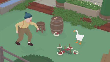 Este speedrunner se pasa Untitled Goose Game haciendo el ganso en menos de cuatro minutos