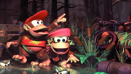 ¿Cómo sería Donkey Kong Country 2 en HD? Este vídeo nos hace soñar con él