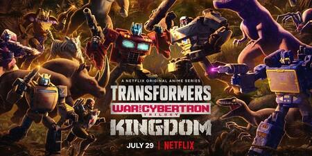 'Transformers: La guerra por Cybertron - Reino': Netflix lanza el espectacular tráiler del final de la trilogía