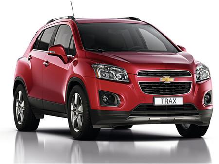 Nuevas imágenes y datos del Chevrolet Trax