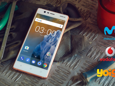 Nokia 3 también llega a Movistar: comparamos precios a plazos definitivos con Vodafone y Yoigo