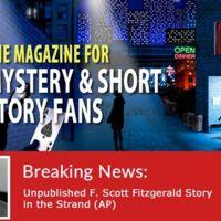 Se publica 'Temperature', un relato perdido de Francis Scott Fitzgerald