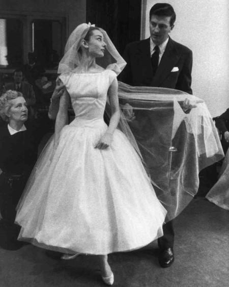Audrey Hepburn Y Givenchy 2