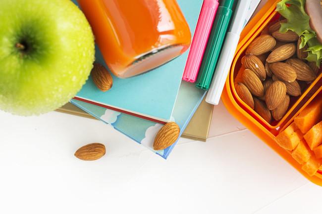 Ricas y originales: Cinco propuestas de meriendas saludables para los niños