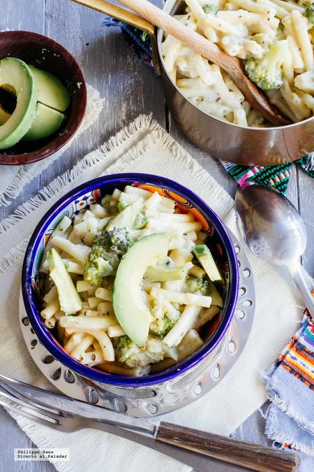 Pasta cremosa con brócoli, tostadas de picadillo de cerdo y más en Directo al Paladar México