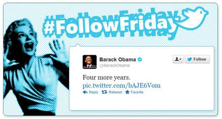 #FollowFriday: Entre las elecciones y los ángeles, el paraíso puede existir en Twitter